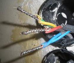 Правила электромонтажа электропроводки в помещениях. Смоленские электрики.