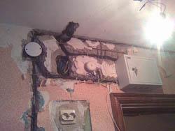 Замена электропроводки в Смоленске