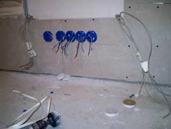Электромонтажные работы в квартирах новостройках в Смоленске. Электромонтаж компанией Русский электрик